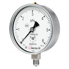 Манометр-напоромер коррозионностойкий НМПф Кс (d = 160 мм)