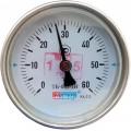 Термометр биметаллический ТБ-1Н (накладной, 0...60°С)